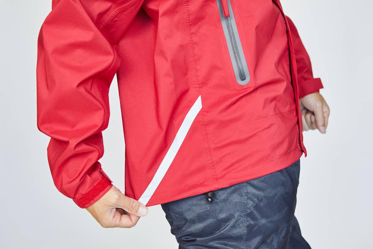 リフレクタープリント(右裾)