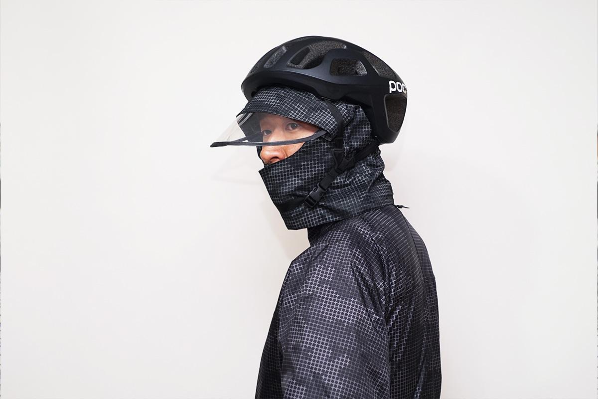 ヘルメット着用 黒